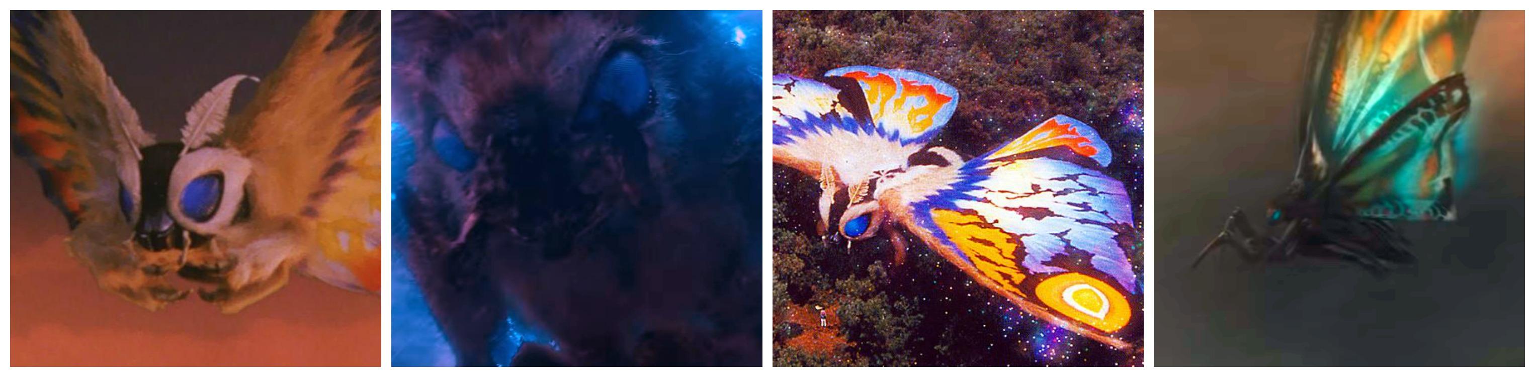 mothra comparison